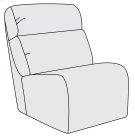 Derek Armless Chair Product Image