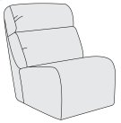 Derek Armless Chair Product Image