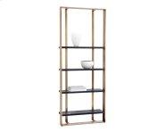 Dalton Bookcase - Black Product Image