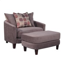 Zoey Chair & Ottoman