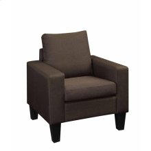 Bachman Transitional Chocolate Chair