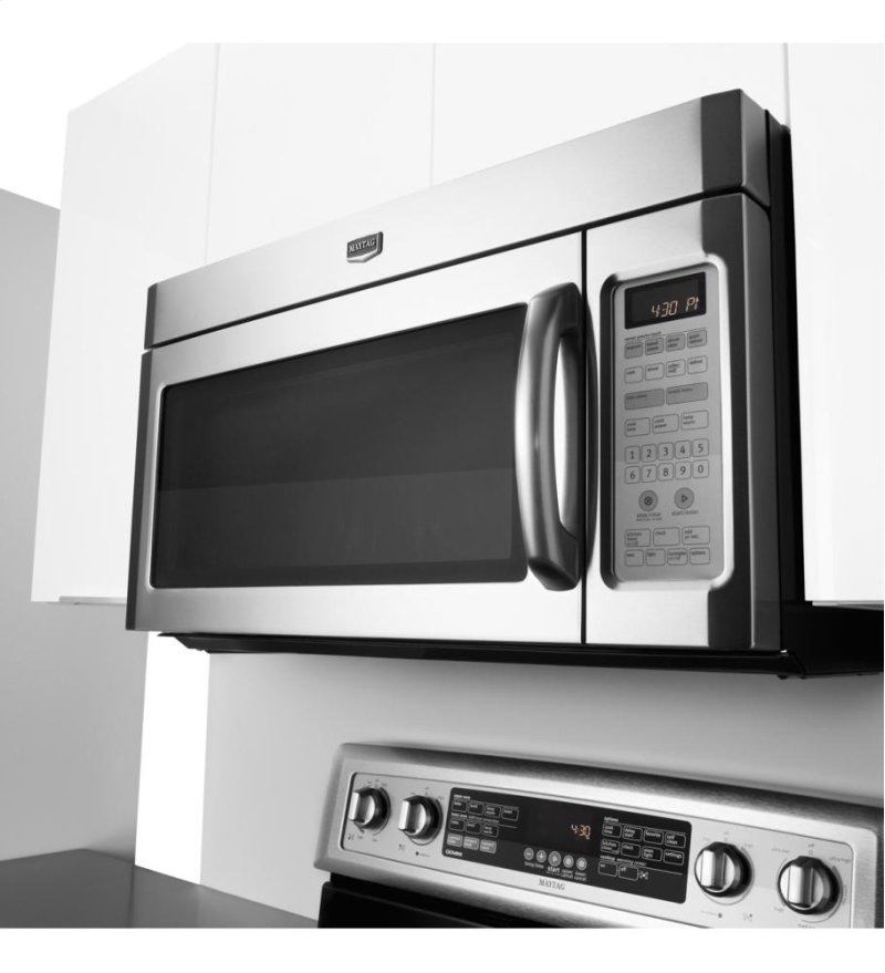Over The Range Microwave With Wideglide Tray