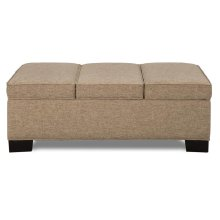 Accent Storage Cocktail Ottoman
