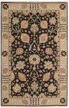 Nourmak S169 Black Rectangle Rug 12' X 15'