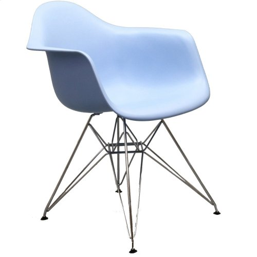 Paris Dining Armchair in Blue