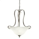 Wedgeport Collection Inverted Pendant 2Lt Fluorescent NI Product Image
