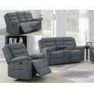 "Chenango Manual Motion Sofa w/ Drop Down Tbl LG 79""x37""x42"" Product Image"