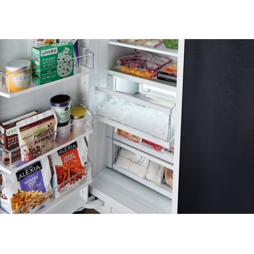 "24"" Designer Column Freezer with Ice Maker - Panel Ready"