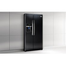 Frigidaire Gallery Premier Collection 26 Cu. Ft. Side-by-Side Refrigerator