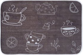 Luxor Home - LXH2208 Brown Rug