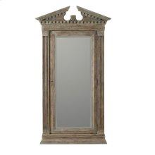 Rhapsody Floor Mirror w/Jewelry Armoire Storage