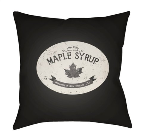 "Maple Syrup SYRP-002 20"" x 20"""