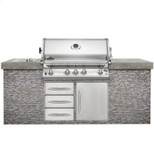 Built-in Grills BIPRO600RBI Prestige PRO Series Built-in- LG STAINLESS