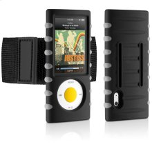 Silicone case and armband