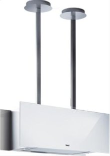 SECRET - Model IC35I90W - Stainless and White Glass