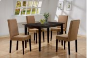 5pc Set (tbl+4chair) Product Image