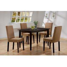 5pc Set (tbl+4 X 100492chairs)