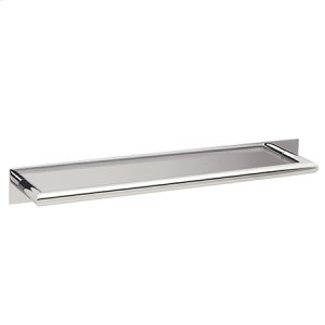 "Satin-Nickel 18"" Towel Bar Product Image"