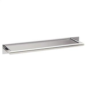 "Satin-Nickel 18"" Towel Bar Product Image"