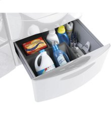SPSD157JWW - GE LAUNDRY PEDESTAL (WHITE) - AVAILABLE AT EDMOND LOCATION ONLY!