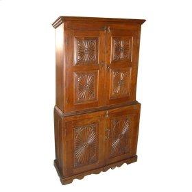 Fairfield Wood Cabinet