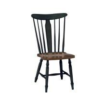 Bridgeport Chair in Espresso & Aged Ebony