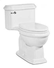 Vanier One-piece Toilet in Black