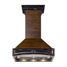 Designer Wood 321AR Wooden Hood