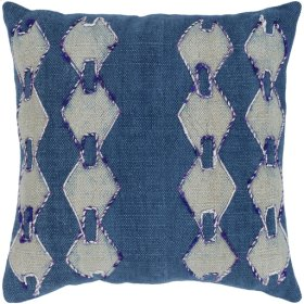 "Panta ATA-002 20"" x 20"" Pillow Shell with Down Insert"