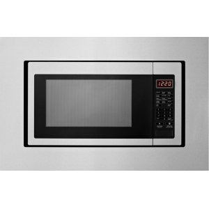 Kitchenaid27 in. Trim Kit for Countertop Microwaves - Stainless Steel