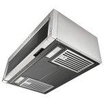 Kitchenaid 1000-Watt Low Profile Microwave Hood Combination - Stainless Steel