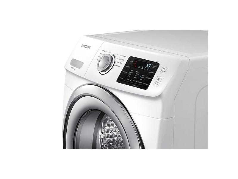 Wf45n5300aw Samsung Appliances Wf5300 4 5 Cu Cf Front