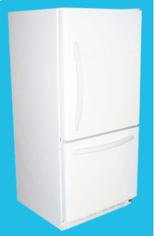 17.6 Cu. Ft. Frost-free Bottom Mount Refrigerator/Freezer - ENERGY STAR®