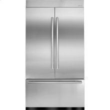 "Integrated Built-In French Door Refrigerator, 42"" Panel Kit"