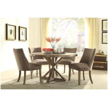 Beaugrand 5 Piece Dining Set