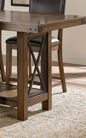 Uph. Counter Height Chair