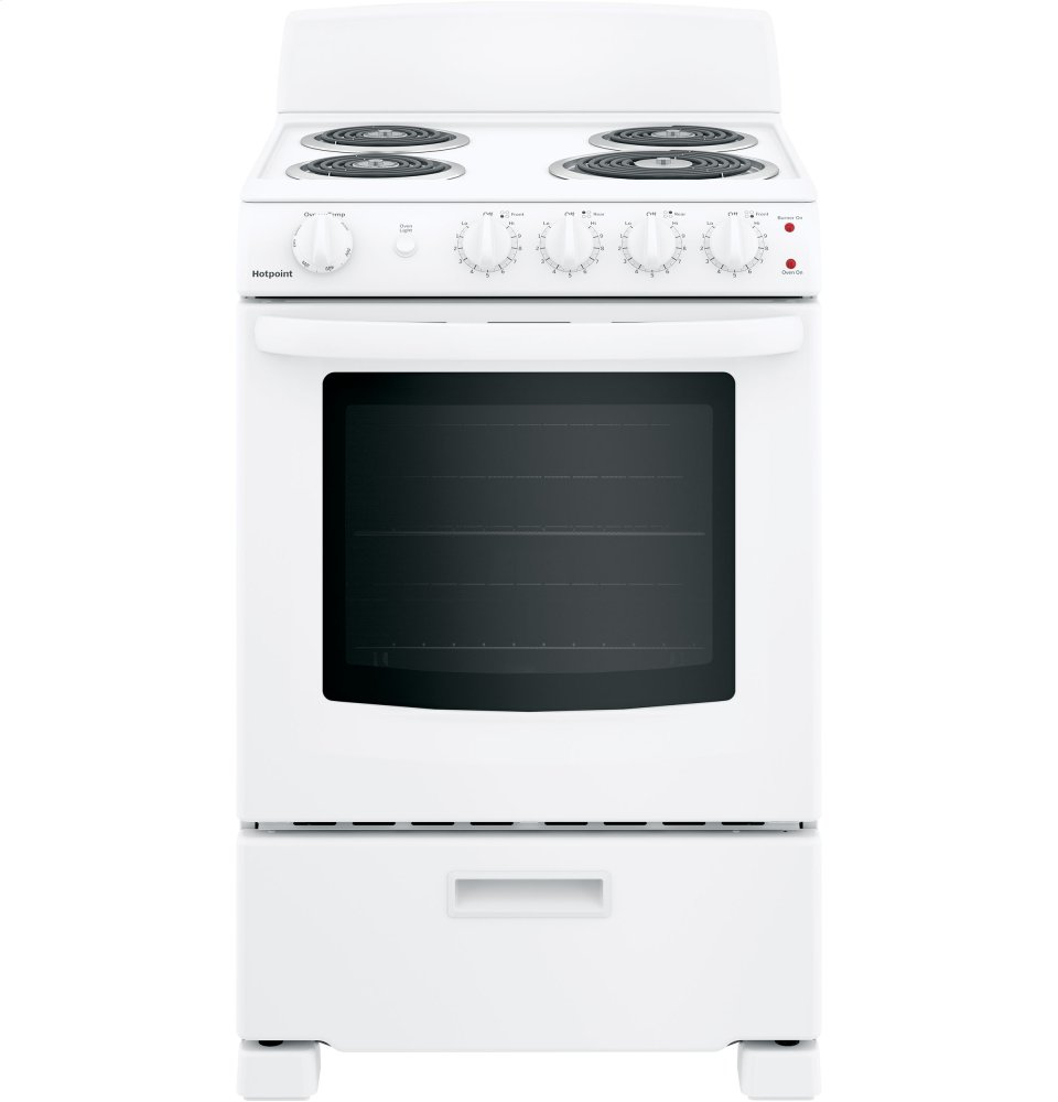 Ras300dmww Hotpoint Hotpoint 174 24 Quot Free Standing Front