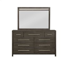 Katy Mirror and Dresser