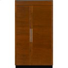 """Integrated Built-In Side-By-Side Refrigerator, 48"""" Product Image"""
