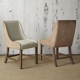 Voranado Woven Side Chair - Balsamo Rain
