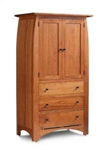 Aspen 3-Drawer Wardrobe