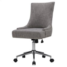 Charlotte Fabric Office Chair, Wolf