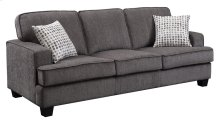 Carter - Sofa Ink W/2 Accent Pillows
