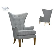 Beaufort Wing Chair (Jarrett Bay Home Collection)