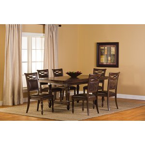 Hillsdale FurnitureSeaton Springs 7pc Dining Set