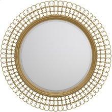 Bangle Round Mirror