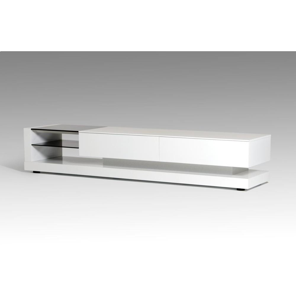 Modrest Mali Modern White TV Stand