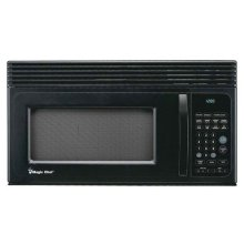 1.5 cu. ft./ Over The Range Microwave Oven/ 1000W/ Black (Canada)