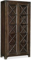 Roslyn County Bunching Display Cabinet Product Image