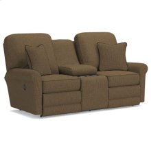 Addison La-Z-Time® Full Reclining Loveseat w/ Console